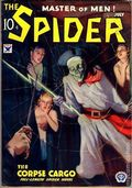 Spider (1933-1943 Popular Publications) Pulp Jul 1934