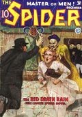 Spider (1933-1943 Popular Publications) Pulp Dec 1934
