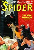 Spider (1933-1943 Popular Publications) Pulp Feb 1935