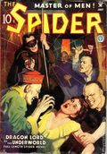 Spider (1933-1943 Popular Publications) Pulp Jul 1935