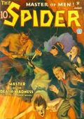 Spider (1933-1943 Popular Publications) Pulp Aug 1935