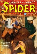 Spider (1933-1943 Popular Publications) Pulp Oct 1935