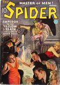 Spider (1933-1943 Popular Publications) Pulp Dec 1935