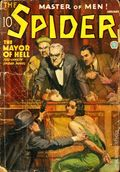Spider (1933-1943 Popular Publications) Pulp Jan 1936