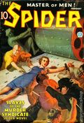 Spider (1933-1943 Popular Publications) Pulp Feb 1936
