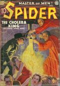 Spider (1933-1943 Popular Publications) Pulp Apr 1936