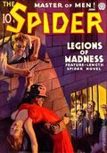 Spider (1933-1943 Popular Publications) Pulp Jun 1936