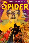 Spider (1933-1943 Popular Publications) Pulp Oct 1936