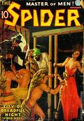 Spider (1933-1943 Popular Publications) Pulp Nov 1936