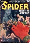 Spider (1933-1943 Popular Publications) Pulp Dec 1936