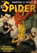 Spider (1933-1943 Popular Publications) Pulp Mar 1937