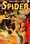 Spider (1933-1943 Popular Publications) Pulp May 1937