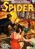 Spider (1933-1943 Popular Publications) Pulp Jul 1937