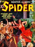 Spider (1933-1943 Popular Publications) Pulp Vol. 12 #4