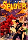 Spider (1933-1943 Popular Publications) Pulp Nov 1937