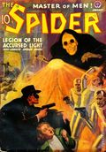 Spider (1933-1943 Popular Publications) Pulp Jan 1938