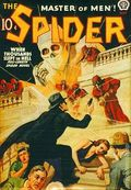 Spider (1933-1943 Popular Publications) Pulp May 1938