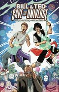 Bill and Ted Save the Universe TPB (2019 Boom Studios) 1-1ST