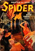 Spider (1933-1943 Popular Publications) Pulp Aug 1938