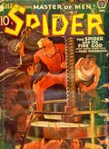 Spider (1933-1943 Popular Publications) Pulp Aug 1939