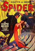 Spider (1933-1943 Popular Publications) Pulp Sep 1939