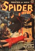 Spider (1933-1943 Popular Publications) Pulp Jan 1940