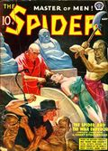Spider (1933-1943 Popular Publications) Pulp May 1940