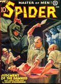 Spider (1933-1943 Popular Publications) Pulp Jun 1940