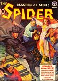 Spider (1933-1943 Popular Publications) Pulp Aug 1940