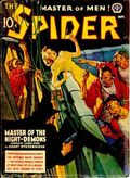 Spider (1933-1943 Popular Publications) Pulp Sep 1940