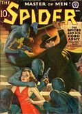 Spider (1933-1943 Popular Publications) Pulp Vol. 22 #2
