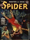 Spider (1933-1943 Popular Publications) Pulp Dec 1940