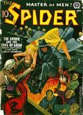 Spider (1933-1943 Popular Publications) Pulp Mar 1941