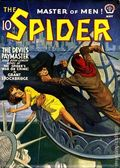 Spider (1933-1943 Popular Publications) Pulp May 1941