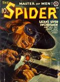Spider (1933-1943 Popular Publications) Pulp Oct 1941