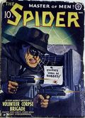 Spider (1933-1943 Popular Publications) Pulp Nov 1941