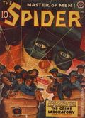 Spider (1933-1943 Popular Publications) Pulp Dec 1941