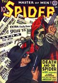 Spider (1933-1943 Popular Publications) Pulp Jan 1942