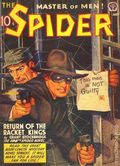 Spider (1933-1943 Popular Publications) Pulp Jul 1942