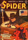 Spider (1933-1943 Popular Publications) Pulp Aug 1942
