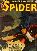 Spider (1933-1943 Popular Publications) Pulp Sep 1942