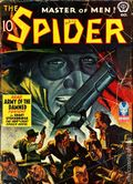 Spider (1933-1943 Popular Publications) Pulp Oct 1942