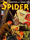Spider (1933-1943 Popular Publications) Pulp Dec 1942