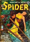 Spider (1933-1943 Popular Publications) Pulp Feb 1943