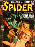 Spider (1933-1943 Popular Publications) Pulp Mar 1943