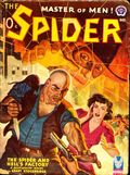 Spider (1933-1943 Popular Publications) Pulp Oct 1943