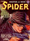 Spider (1933-1943 Popular Publications) Pulp Dec 1943