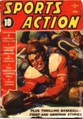 Sports Action (1937-1948 Red Circle) Pulp Vol. 2 #3