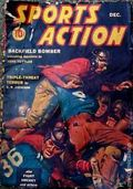 Sports Action (1937-1948 Red Circle) Pulp Vol. 3 #1