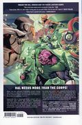 Hal Jordan and the Green Lantern Corps TPB (2017-2019 DC Universe Rebirth) 7-1ST